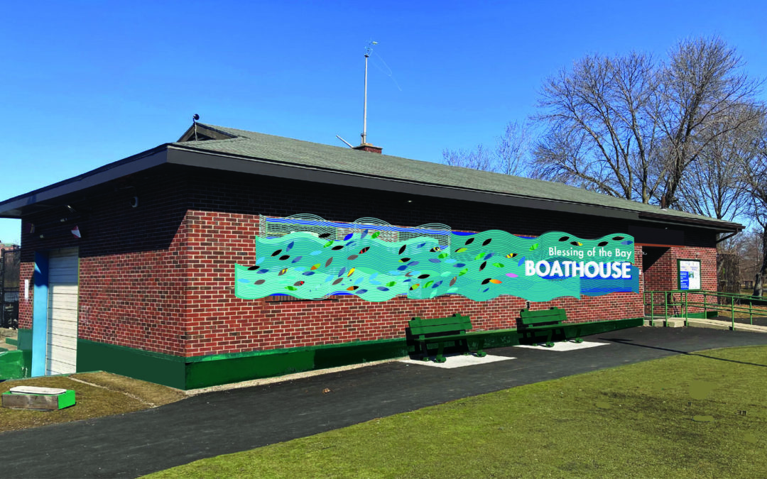 Help Bring Art to the Blessing of the Bay Boathouse!